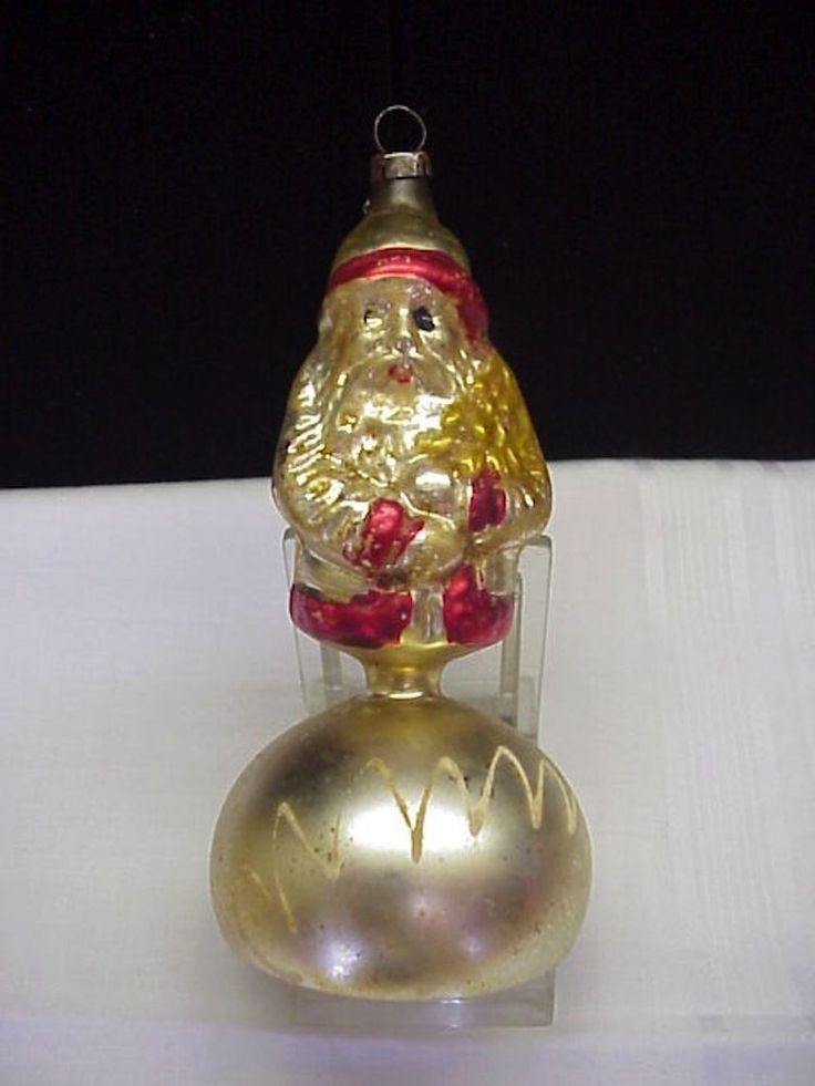 Images about blown glass vintage christmas ornaments