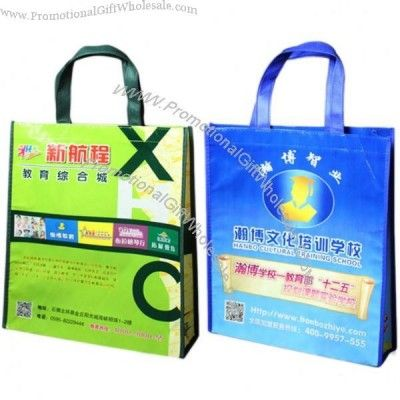 Buy Full Color Printing #NonWoven #Bags from #Promotionalgiftwholesale at Reasonable Price Rate
