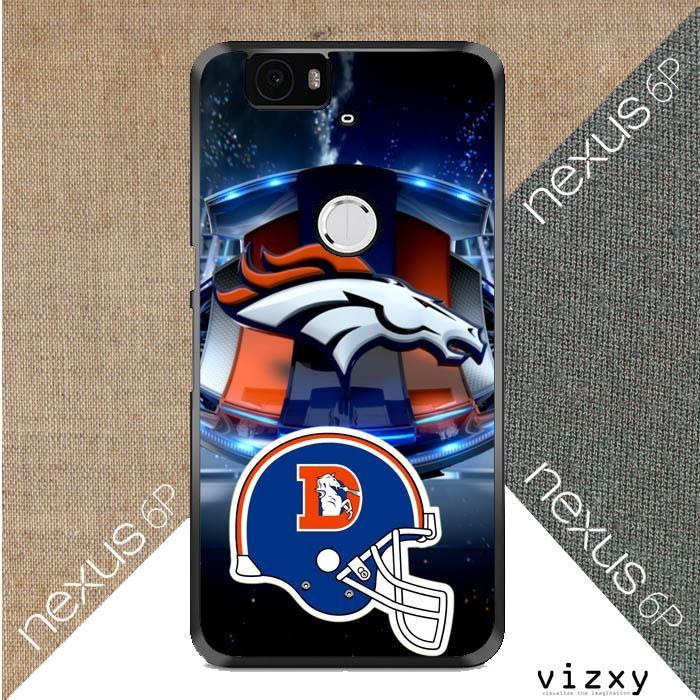 Denver Broncos Z3009 Huawei Google Nexus 6P Case