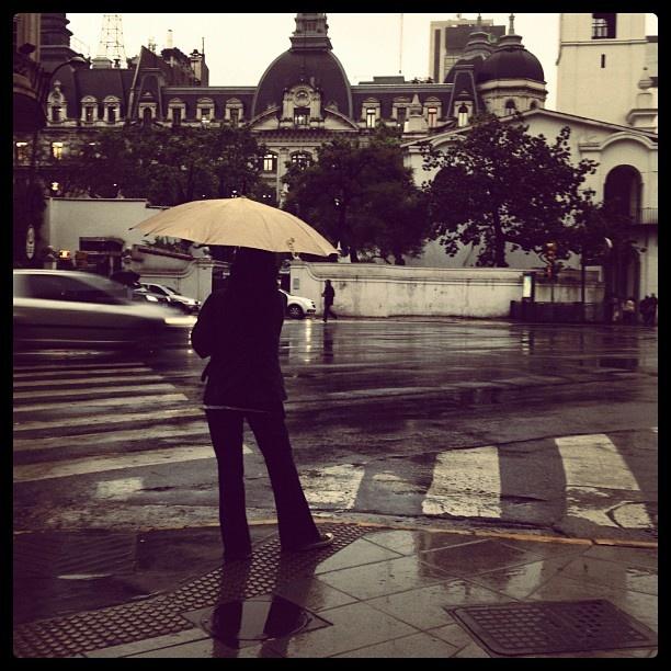 Rain.   -Martin Bolomey