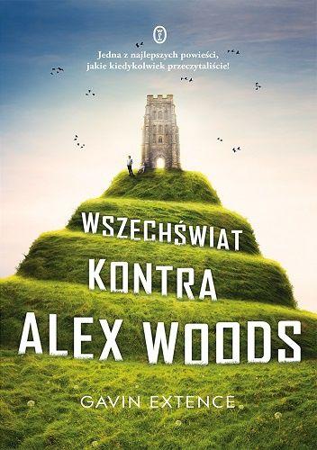 Okładka książki Wszechświat kontra Alex Woods