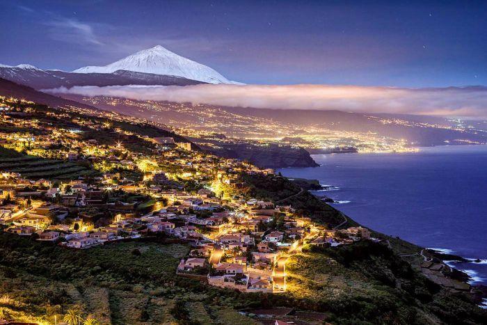El Sauzal, a Tenerife, è un paesino che offre eccezionali panorami sul Teide e sull'Oceano Atlantico. Conosci la Casa del Vino e del Miele? Scoprila con noi