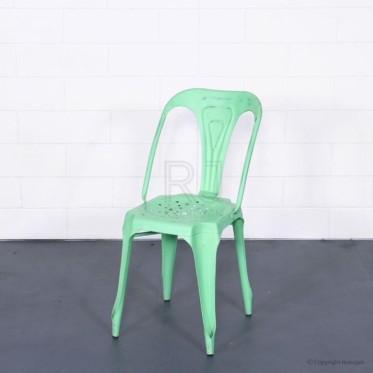 Max Cafe Dining Chairs - MINT GREEN | $99.00