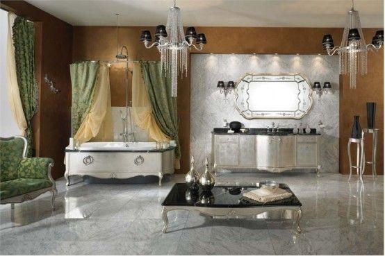 en güzel klasik banyo örnekleri