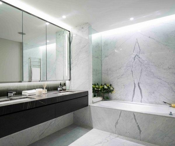 Modern Floating Vanity Cabinets Airy And Elegant Bathroom