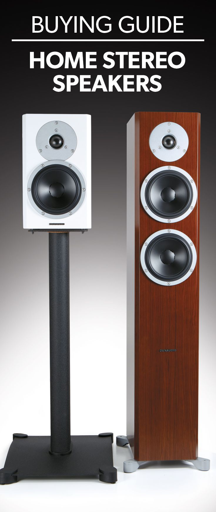 Home stereo speakers buying guide | Audio for Your Home | Pinterest | Stereo  speakers, Home stereo speakers and Hifi audio