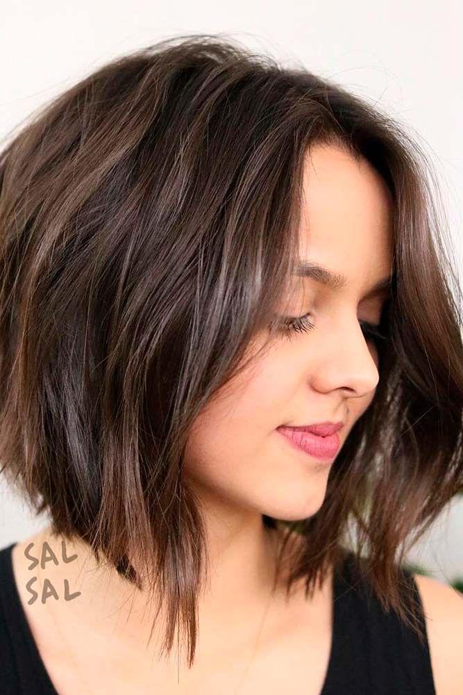 Stupendous 17 Best Ideas About A Line Haircut On Pinterest Medium Length Short Hairstyles For Black Women Fulllsitofus