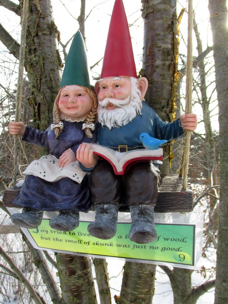 Gnome In Garden: 17 Best Images About My Garden Gnomes On Pinterest