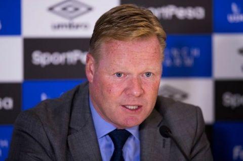 Wayne Rooney arrest disappoints Everton boss Ronald Koeman