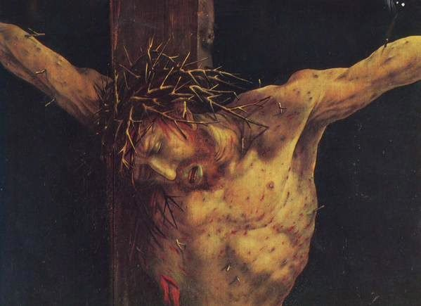 Inside and Overneath: Look at the Cross!