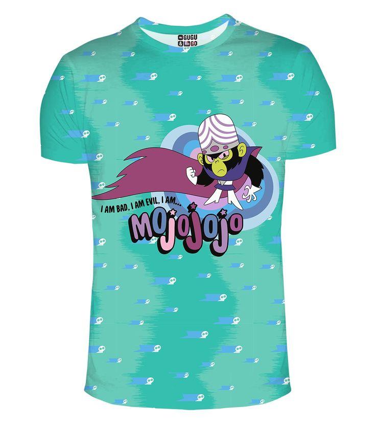 Mojo Jojo t-shirt, Mr. GUGU & Miss GO