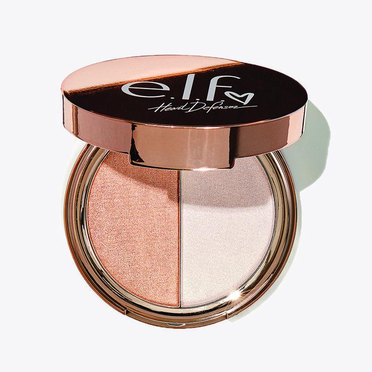 Heart Defensor Highlighter Palette   e.l.f. Cosmetics