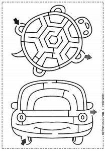 maze worksheets for kids (11)