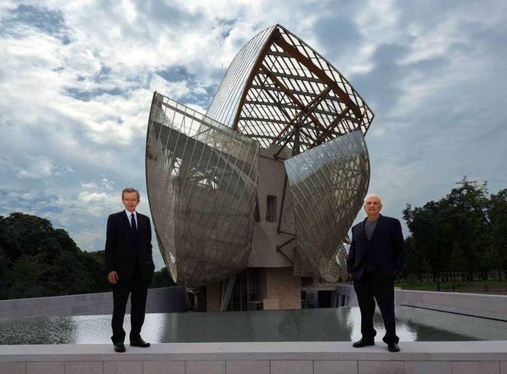 La Fondation Louis Vuitton : Un nuage de culture dans le ciel parisien  http://www.poluxmagazine.com/culture-blog/2014/10/21/la-fondation-louis-vuitton-un-nuage-de-culture-dans-le-ciel-parisien
