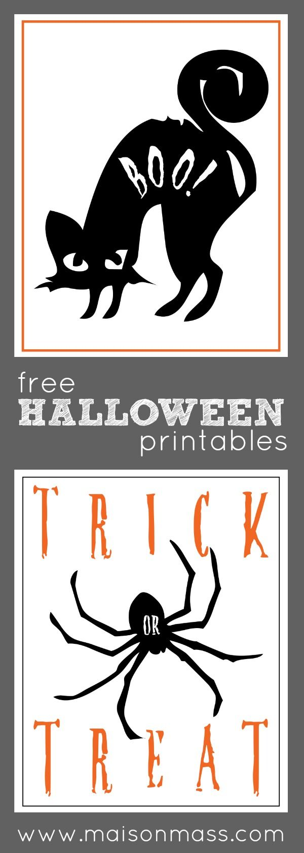 free halloween decoration printables the 25 best printable halloween decorations ideas on pinterest