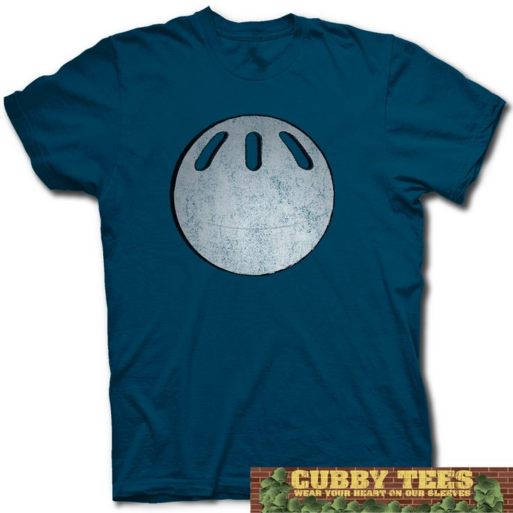 WIFFLE BALL DISTRESSED CLASSIC T SHIRT - Beloved vented Toy On Your Chest