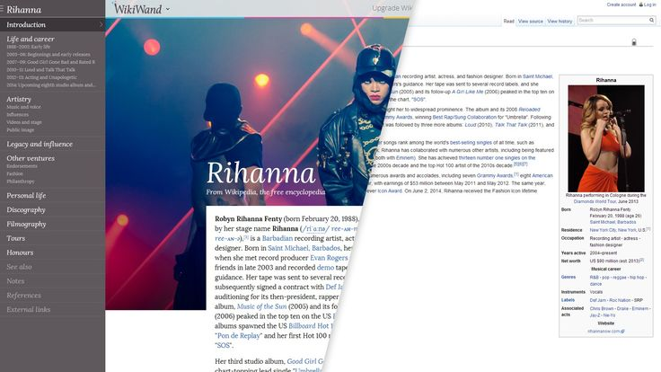 Meet WikiWand, the Cool Way to Browse Wikipedia http://news.softpedia.com/news/Meet-WikiWand-the-Cool-Way-to-Browse-Wikipedia-454124.shtml#
