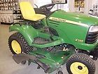 John Deere X748 Lawn Tractor I HAV
