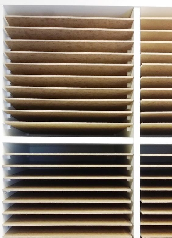 Paper Storage 12x12 Ikea DIY Papieraufbewahrung                              …