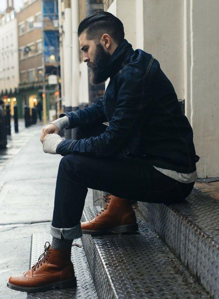 1001 + idées   Chaussure homme tendance – Les valeurs sûres du vintage 981d920deed1