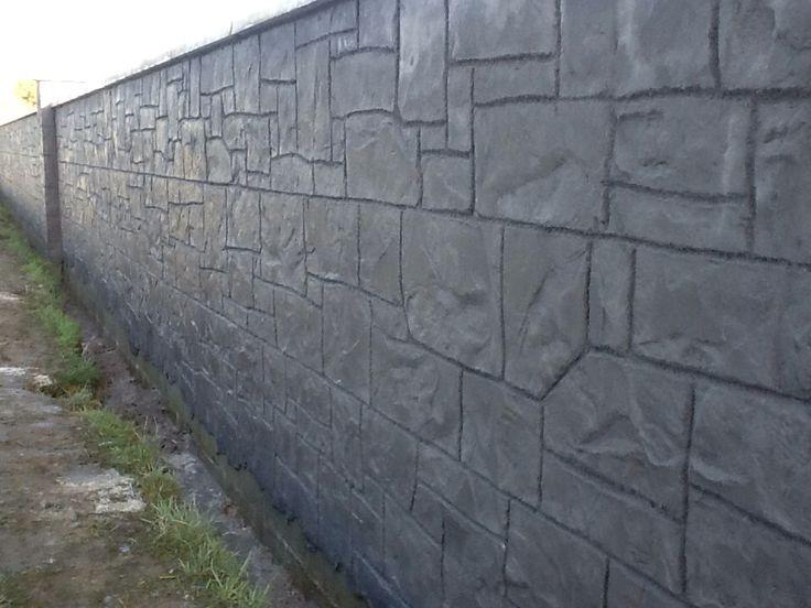 Hand cut limestone