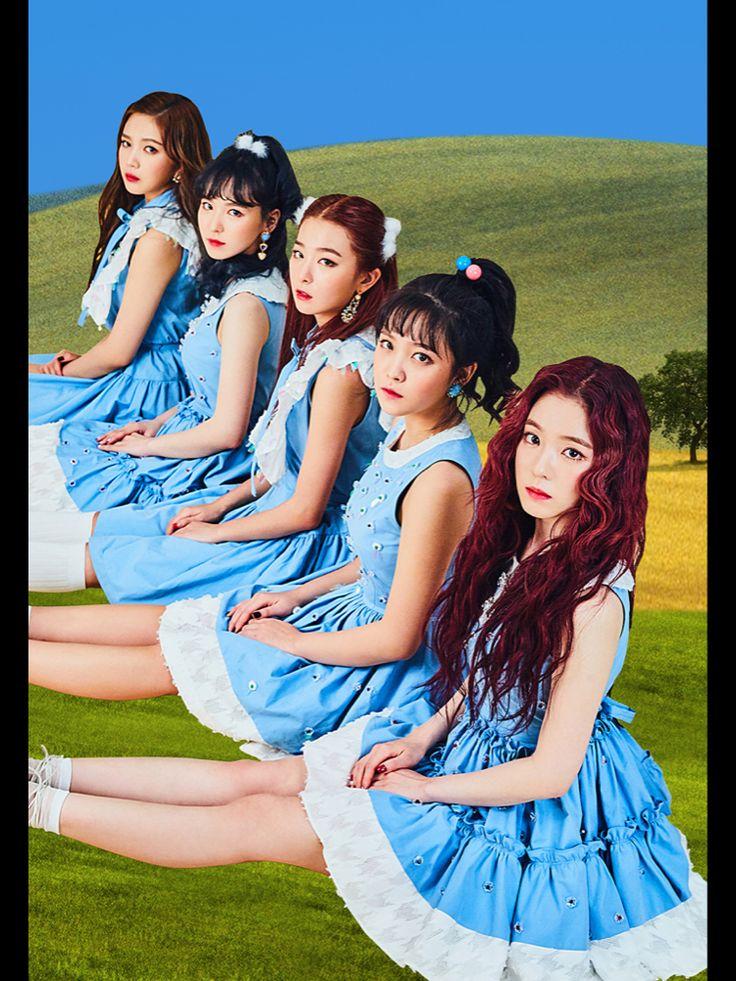 [Vyrl] SMTOWN : #레드벨벳, 네 번째 미니앨범 '#Rookie' 오늘 밤 12시 음원 및 뮤직비디오 공개 ▪#Rookie : 중독성 강한