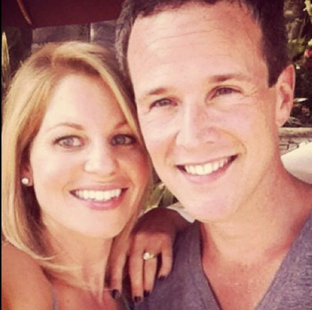 scott weinger and candace cameron