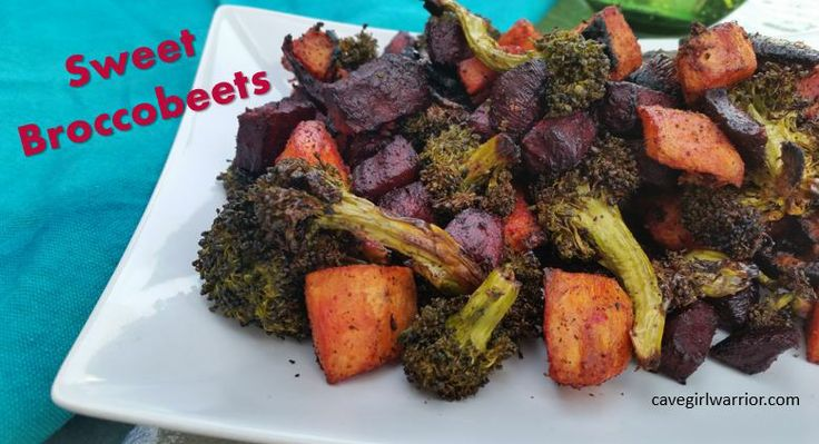 BBQ roasted veggies.