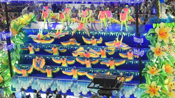 PORTELA 2017 - Desfile Oficial carro alegorico