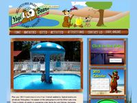 Silver Lake Area Cabins in Michigan | Yogi Bear's Jellystone Park Camp-Resorts