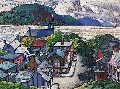 Marc-Aurèle Fortin (1888-1970) Canadian