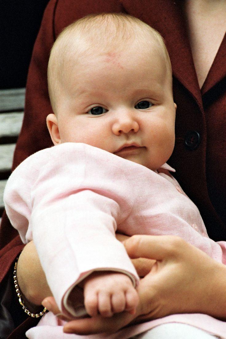 Герцогиня Брабантская, наследная принцесса Бельгии