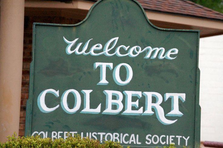 Colbert, Oklahoma