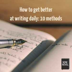 creative writing methods Writers produce the best literary work when under the subtle influence of the mood you can improve your writing skills by observing its method.