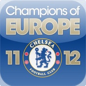 Chelsea: European Champions | New Apps R Us - Your #1 Source for iOS Apps from the App Store!