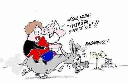 E Viva a Farofa!: PIL, um teste para Dilma