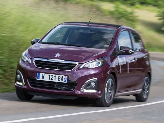 """Will the Peugeot 108 successfully appeal to trendy young urbanites? We find out..."" http://on-msn.com/1jUjeP8"