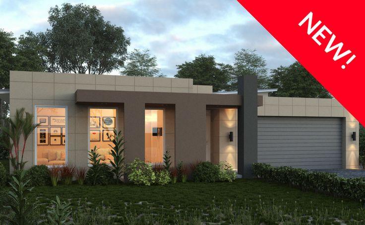 Evandale - Green Homes Australia - Home Facade and Exterior