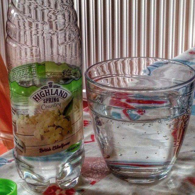 Highland Spring water at #britmumslive