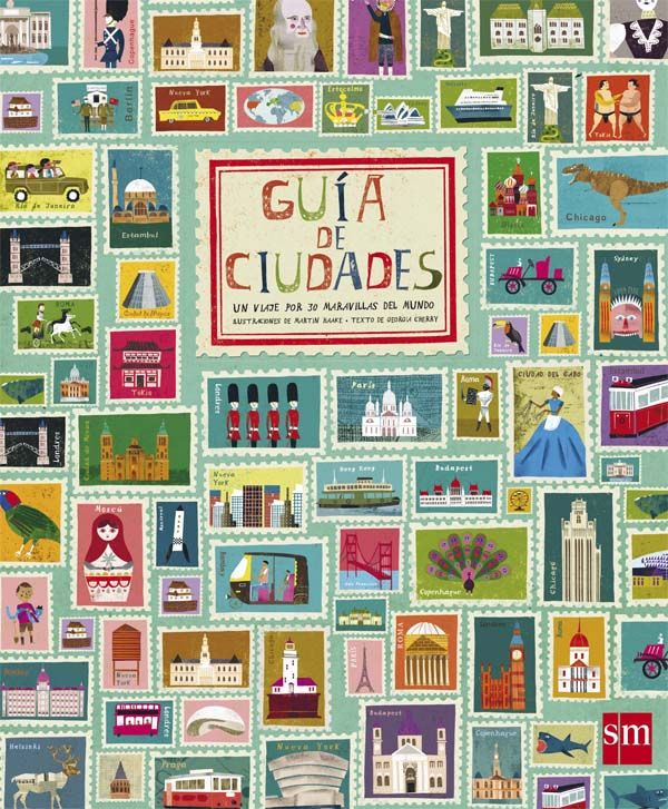 Una guía de viaje magníficamente ilustrada sobre 30 ciudades inolvidables.¿Quien no sueña con dar la vuelta al mundo?