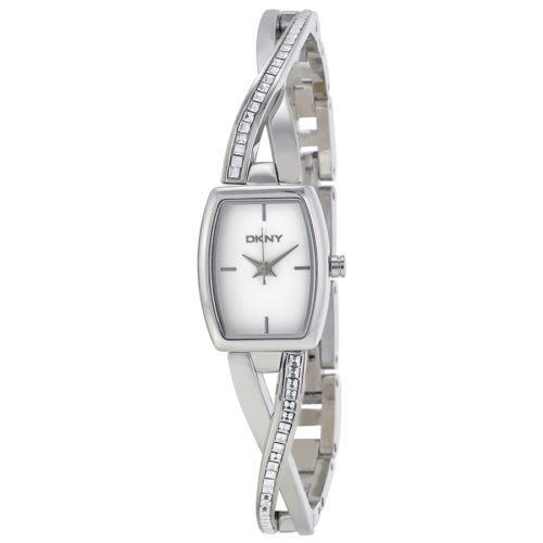 DKNY Crosswalk Silver Dial Stainless Steel Crystal-set Ladies Watch NY2252 | Jewelry & Watches, Watches, Parts & Accessories, Wristwatches | eBay!