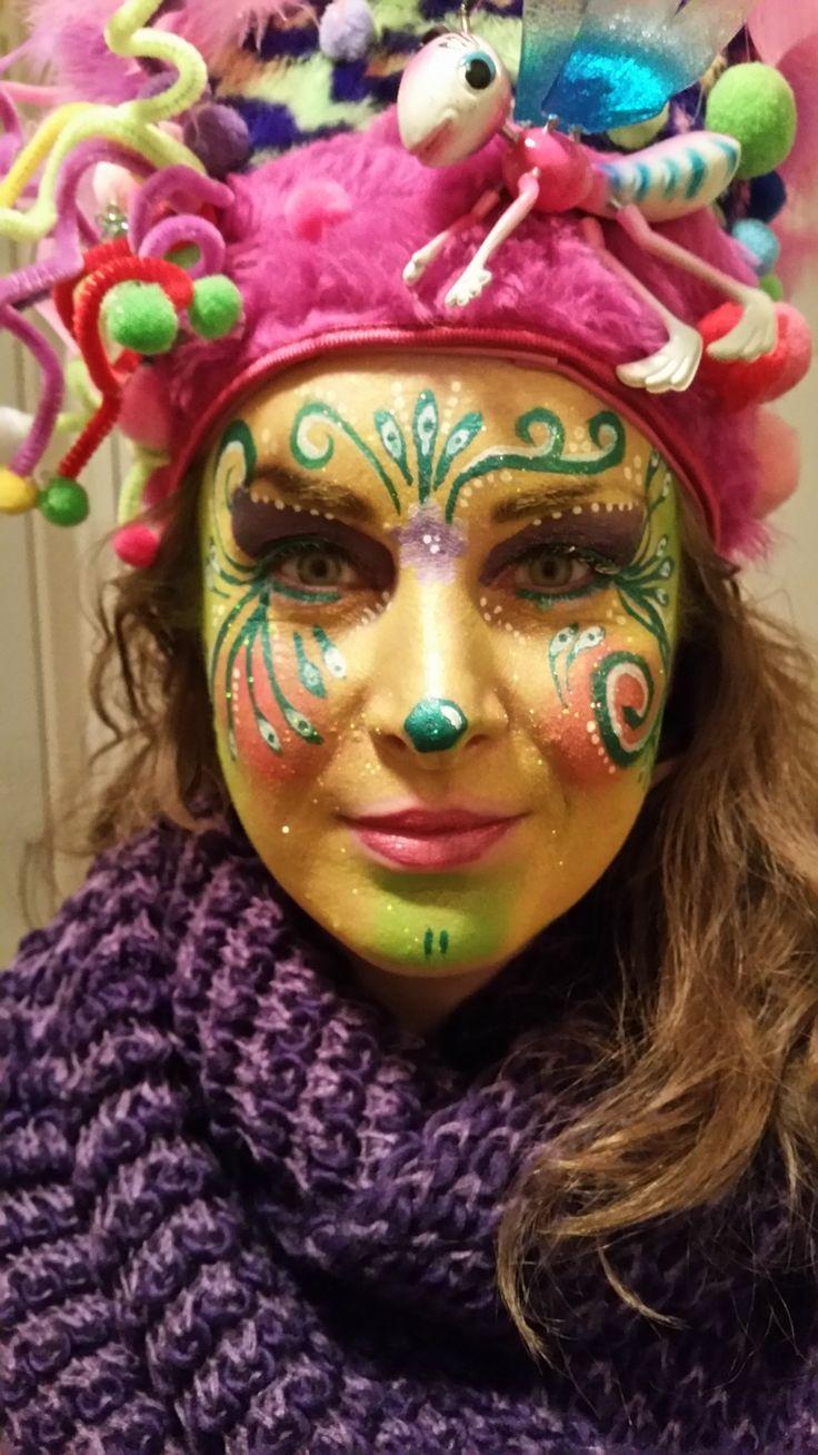 Carnaval! Ingezonden door Ellen Bors.