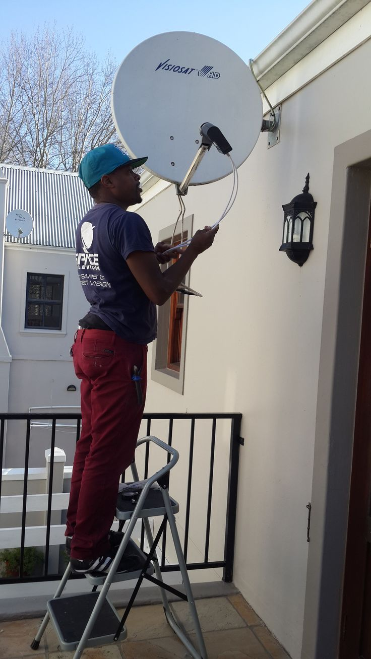 Dstv accredited installers Capetown and surrounding areas 24/7 0783085689 Our services include the following. Call - out from r300  Signal problems from r300 Reinstall from r450  New dstv explorer fully installed  contact 0783085689
