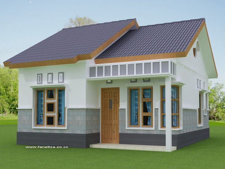 Rumah Minimalis Sederhana Type 36 - Model Rumah Terbaru