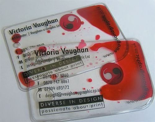by Victoria Vaughan via http://ow.ly/b60We #businesscards