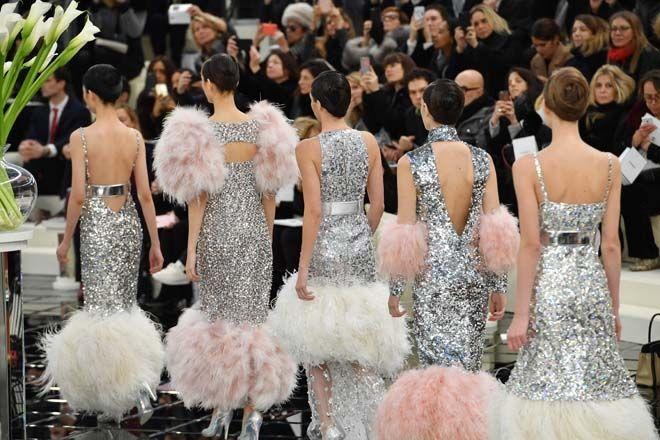 Chanel İlkbahar 2017 Couture Defilesinin Detayları - InStyle Türkiye