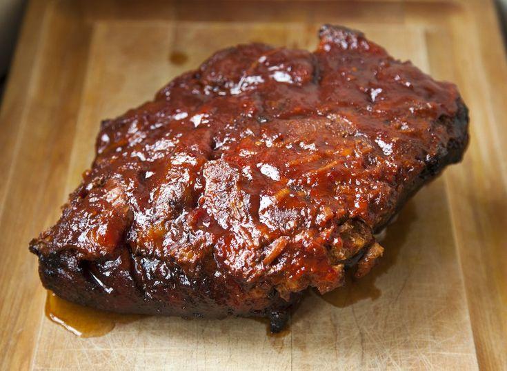 Asian BBQ Pork Shoulder: http://www.urbancookery.com/asian-bbq-pork-shoulder/