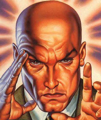 Image result for charles xavier using mind