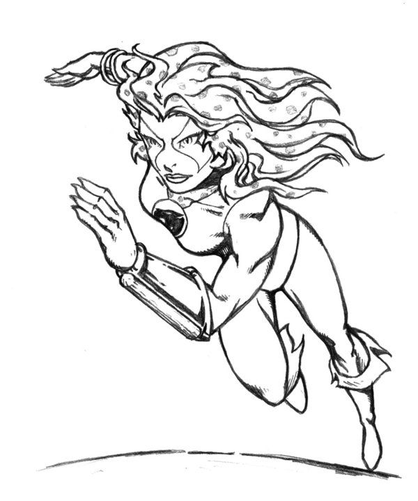 cheetara thundercats coloring pages - photo#3