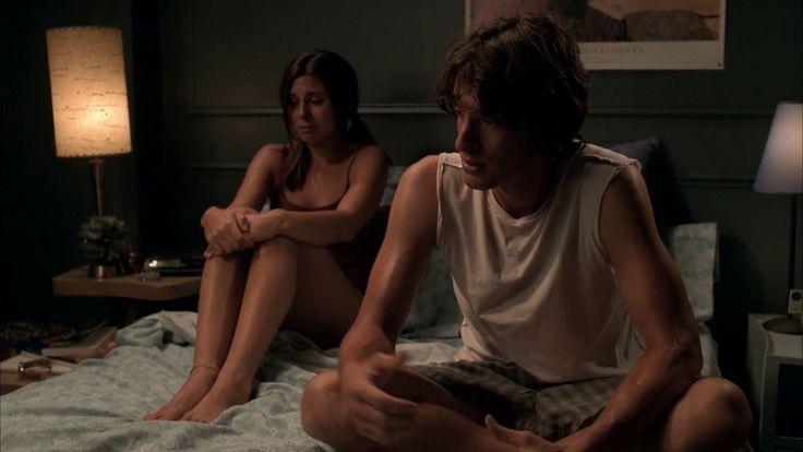 The Sopranos, Unidentified Black Males   Episode aired 2 May 2004 Season 5   Episode  9, Jamie-Lynn Sigler... Meadow Soprano (as Jamie-Lynn DiScala)